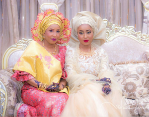 Photos : Jigawa State Governor's Daughter's Wedding