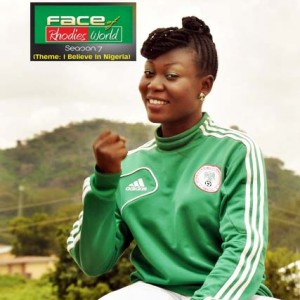 I Believe In Nigeria – Article Written By Miss Abosede Blessing For Face Of Rhodies World Season 7