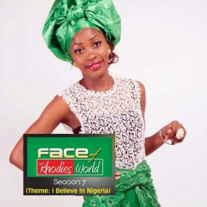 I Believe In Nigeria –  Article Written By Miss Enobong Alex  For Face Of Rhodies World Season 7
