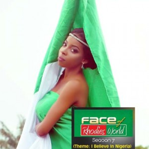 I Believe In Nigeria –  Article Written By Miss  Favour Nwabueze For Face Of Rhodies World Season 7