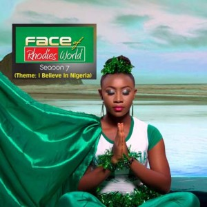 I Believe In Nigeria –  Article Written By Miss Queen Okon For Face Of Rhodies World Season 7