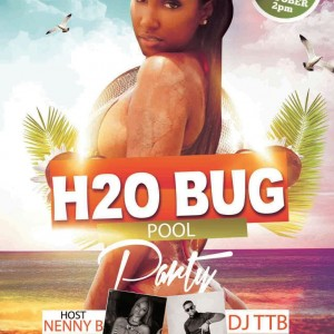 H2o BUG POOL PARTY