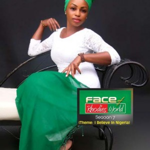 I Believe In Nigeria –  Article Written By Miss Janet Onobo For Face Of Rhodies World Season 7