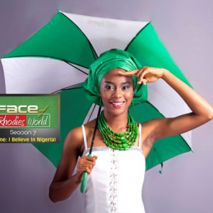 I Believe In Nigeria –  Article Written By Miss  Janet Etuk For Face Of Rhodies World Season 7