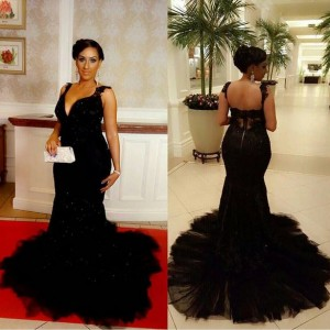 BETWEEN JULLIET IBRAHIM & CHIOMA AKPOTHA| WHICH IS THE BEST DRESS FOR AMAA AWARDS 2015.