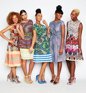 Ghanaian Designer Kaela Kay Presents  Spring/Summer 2015 Collection