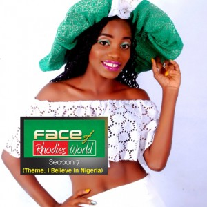 I Believe In Nigeria –  Article Written By Miss Purity Omojirhaye For Face Of Rhodies World Season 7