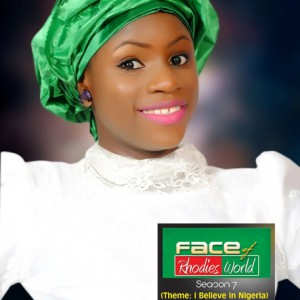 I Believe In Nigeria –  Article Written By Miss Rebecca Bassey For Face Of Rhodies World Season 7