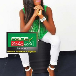 I Believe In Nigeria –  Article Written By Miss Betty Sunday  For Face Of Rhodies World Season 7