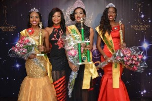 Photos From Miss Grand Nigeria 2015 – Miss Ifeoma Jennifer Ohia Emerges Winner
