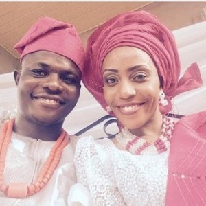 Nigerian Man Gets Married to the First Lady He Met on Twitter