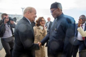 President Buhari InFrance On His 3-days Working Visit – See Photos