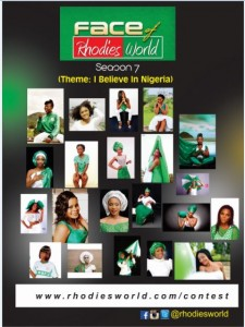 Meet The 21 Contestants For Face Of Rhodies World Photo Contest Season 7