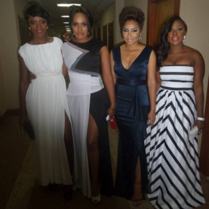 Photos: Ivie Okujaiye, Uti, Timi Dakolo, Ireti Doyle, Others  Stun At Tinsel Charity Ball
