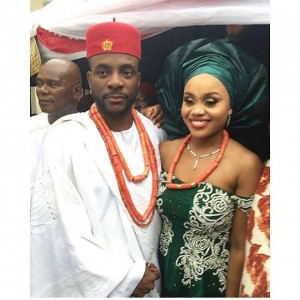 Photos From Ebuka Uchendu's Traditional Wedding