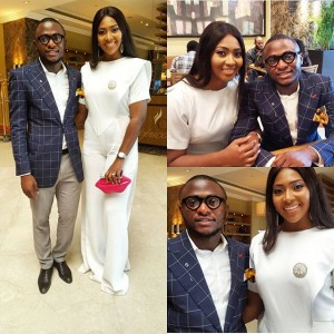Ubi Franklin Gives Out Marriage Advice As He Marries Lilian Esoro
