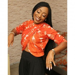 Photos : Dakore Akande Dazzles In New Photos
