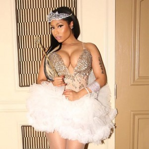 Photos : Check Out Nicki Minaj Costume For Halloween