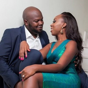Andrew Esiri, Dr Sid's Brother Shares Beautiful Pre-Wedding Photos