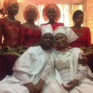 Photos : Dj Xclusive's Traditional Wedding Today