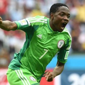 Happy birthday to Super Eagles captain, Ahmed Musa Who Turns 23 Today