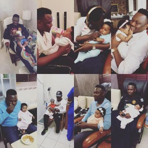8 Adorable Photos of Dr Sid & His Daughter Bonding.