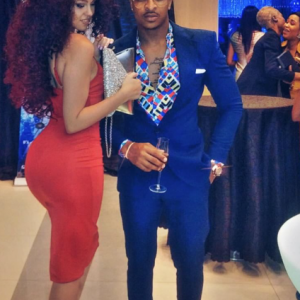Photos : Ik Ogbonna And Sonia Step Out In Style