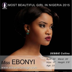 Meet The Finalists For The Most Beautiful Girl In Nigeria 2015 Pageant