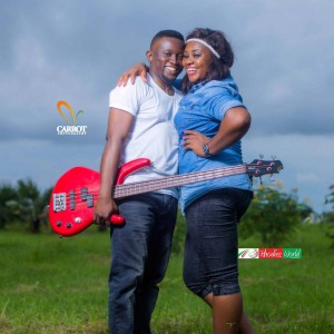 From Church Pleasantries To The Alter – Check Out Ndiana & Otobong's Cute Pre-wedding Shoot + Love Story