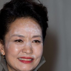 Embarrassing Make-up Fail Photos Of China's First Lady Goes Viral