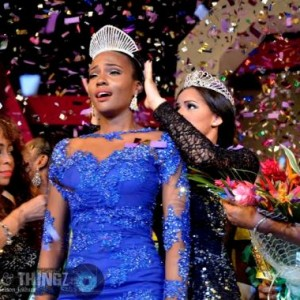 Photos : Most Beautiful Girl In Nigeria Pageant 2015
