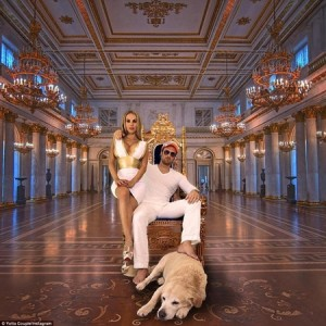 See Extravagant Lifestyle of a Wealthy Couple that Spends N23million Monthly