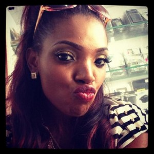 I Sold Pepper Soup To Raise Money For My School Fees – Annie Idibia