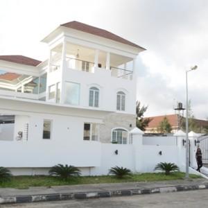 Linda Ikeji Shares Photos Of Her Newly Acquired Luxury Banana Island Home – See Photos