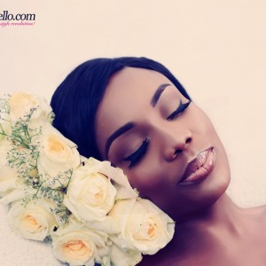 Publisher Of OnoBello.com Looks Stunning In New Editorial Shoot