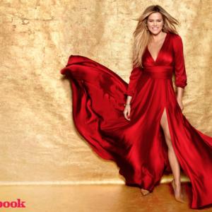 Photos : Khloe Kardashian Stuns For Cover Of Redbook Dec 2015/Jan 2016 Issue