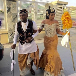 Photos From Ubi Franklin & Lilian Esoro's 2nd Traditional Wedding And Reception