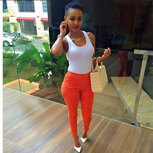 I Cant Leave My Husband Because He Is Cheating – Huddah Monroe