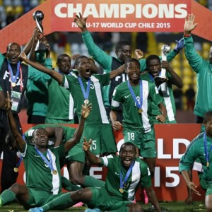 Nigerian Golden Eaglets Win U17 World Cup