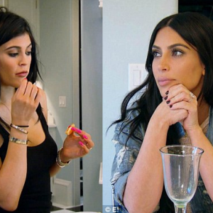 I Would Seriously Stab Myself'-Kylie Jenner Refuses To Let Kim, Kanye & North Stay At Her House