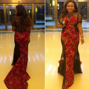 Photos : Ruth Kadiri Stuns For AFFRIFF Opening Ceremony