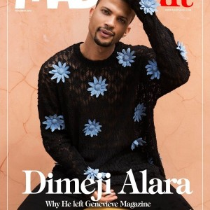 Dimeji Alare Covers Made Edit Vol.2 – Talks About Why He Quit As Editor Of Genevieve Magazine & Future Plans