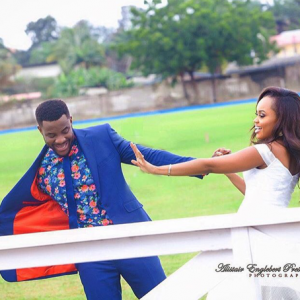 Ebuka Obi Uchendu Releases Pre Wedding Photos With Fiancée