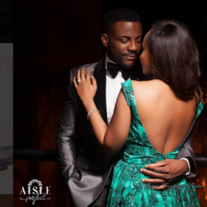 Photos From Ebuka And Cynthia's Pre-Wedding Shoot
