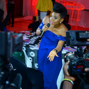 Photos From The Grand Opening Of Yemi Alade's Collection