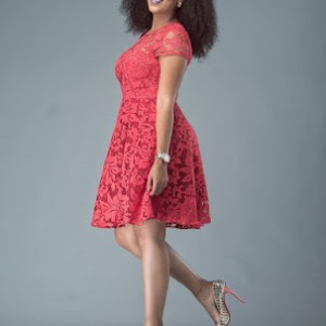 Actress Juliet Ibrahim Releases Beautiful New Festive Photos