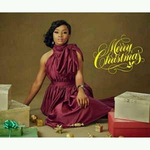 Toke Makinwa Shares Beautiful Christmas Photos