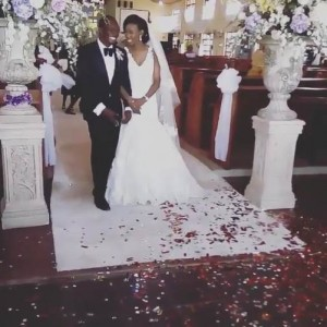 Photos: Delta State Governor's Daughter, Marilyn Okowa's Wedding