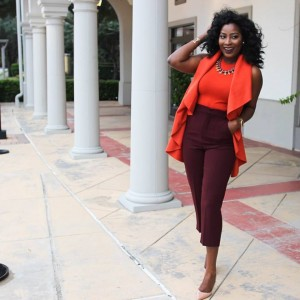 RW Fashion: Agatha Ike Sets The Mood For Fashion This Holiday Season