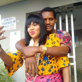 Toyin Aimakhu's Boyfriend, Seun Egbegbe Opens Up About Their Relationship